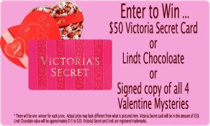 Jenna Harte Valentine Contest