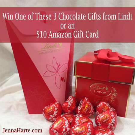 Win Lindt Chocolate!