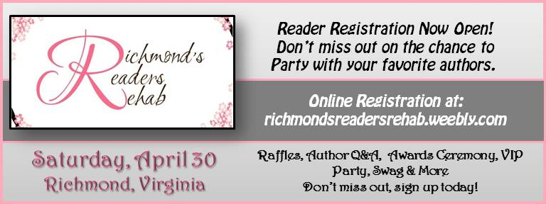 Come hang with me and other romance writers and readers!