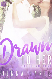 Drawn to Her: Southern Heat Book One