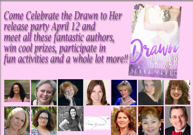 Drawn to Her Release Party Lineup