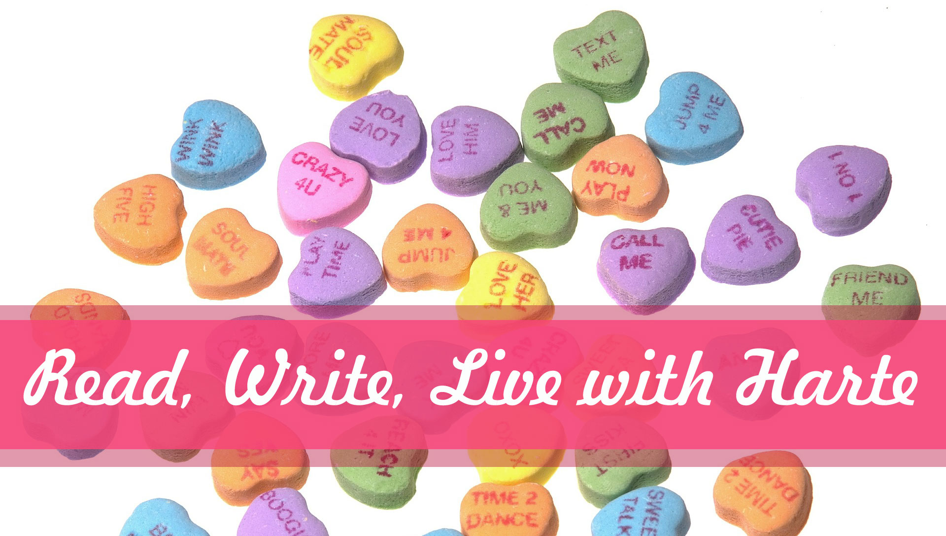 Read, Write, Live with Harte: Second Chance at Love
