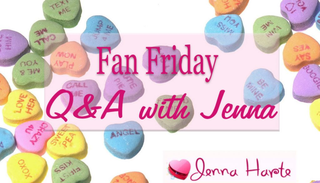 Fan Friday: Q&A with Jenna