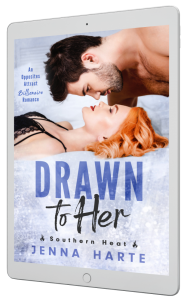 Drawn to Her: Southern Heat Book 1