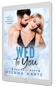 Wed to You: Southern Heat book 3