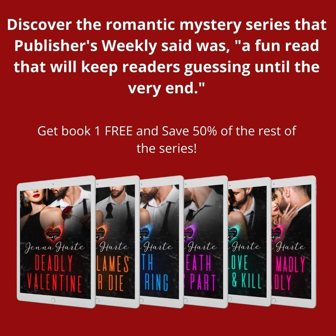 Valentine Mysteries Box Set
